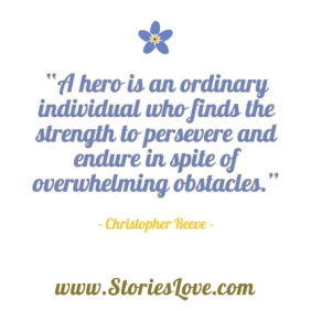 storieslove.com, christopher reeve, hero, thursdayboost